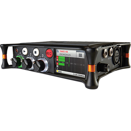 Sound Devices MixPre 3 Audio Recorder Mixer and USB Audio Interface