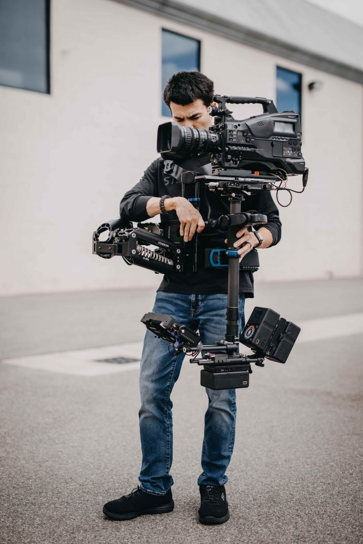 Tiffen announces the Steadicam M-2