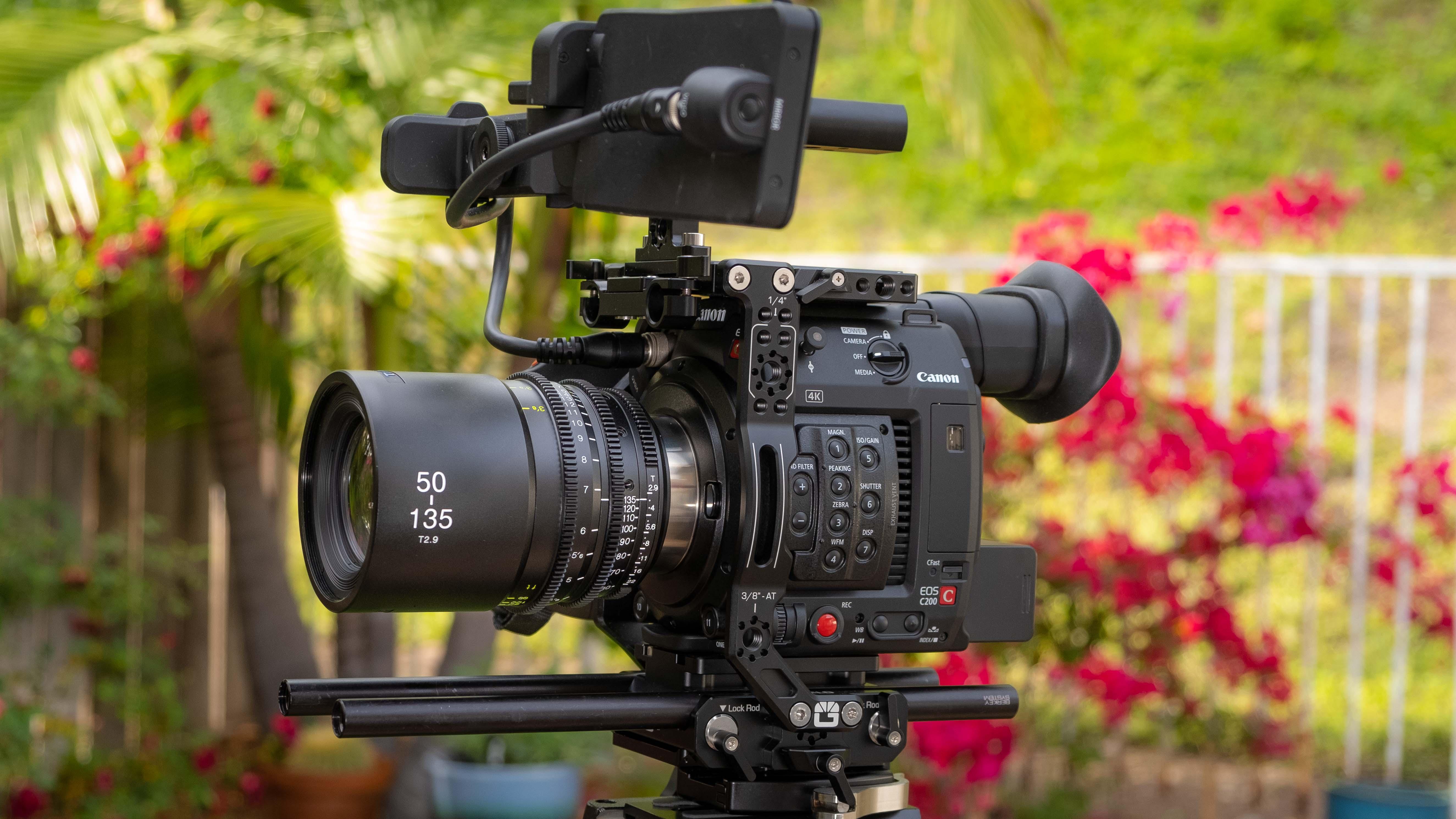 Tokina Cinema Zoom 50-135mm MKII Review - Newsshooter
