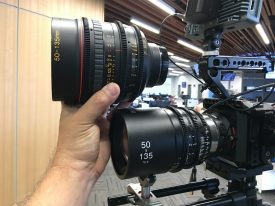 Tokina Cinema Lenses