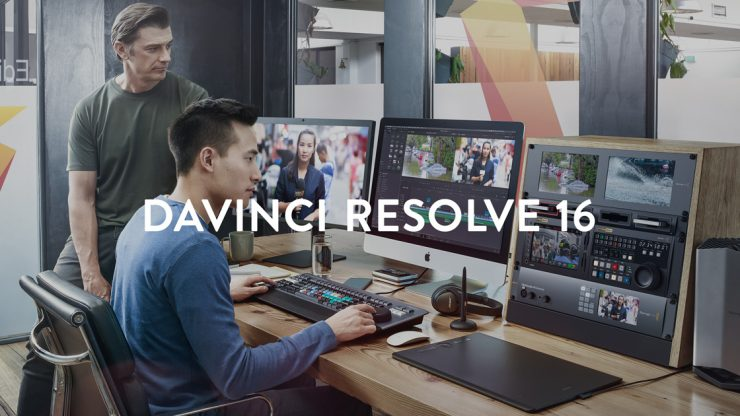 DaVinci Resolve 16 & Fusion 16 Beta 2 Released - Newsshooter