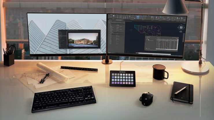 Stream Deck gets super sized with the XL - Newsshooter