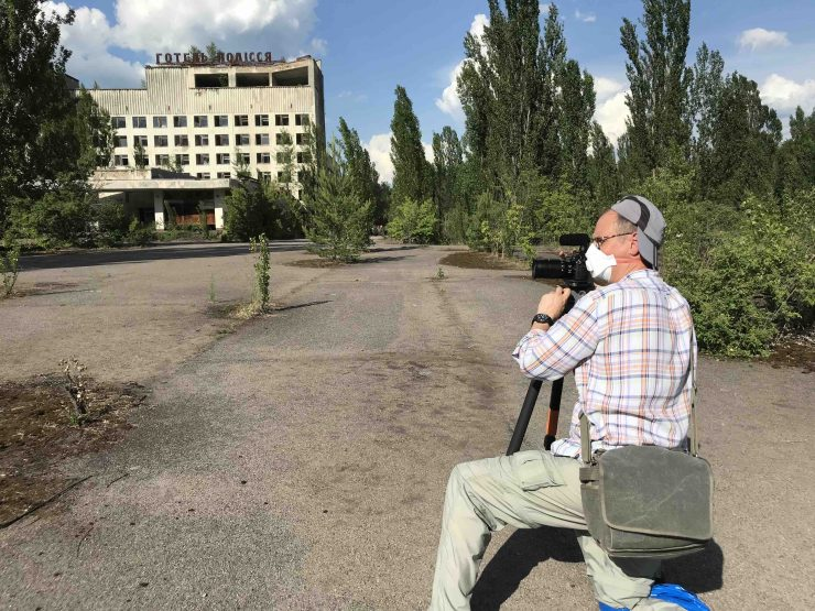 Andy Portch Pripyat Town Centre
