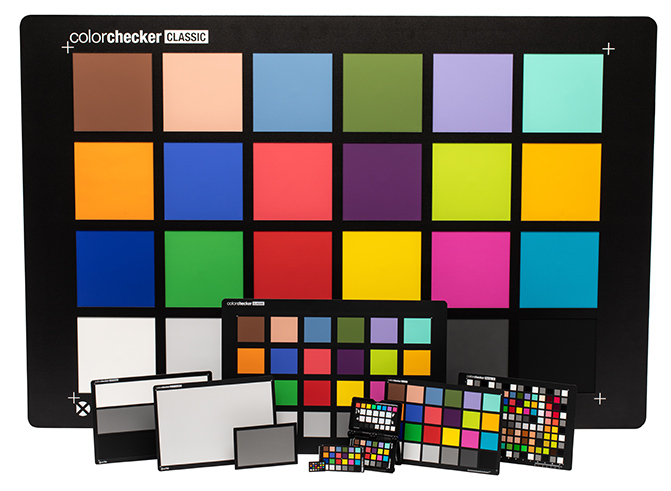 X-rite releases ColorChecker XL & MEGA for Longer & Wider Shots - Newsshooter