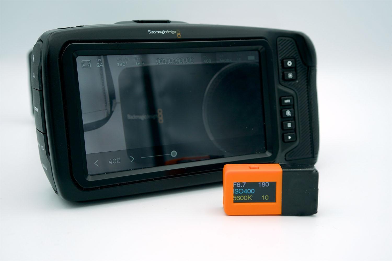 CDA-Tek PBC – Pocket Bluetooth Controller for BMPCC 4K & Ursa Mini Pro