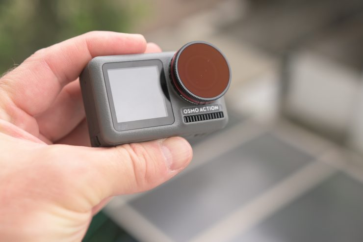 Freewell ND Filters for the DJI Osmo Action Review