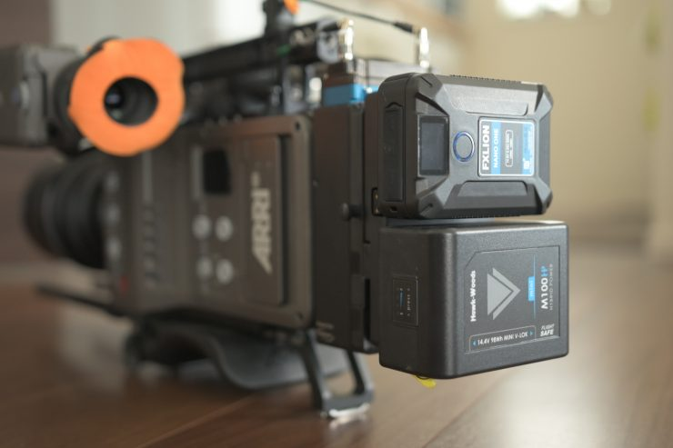 FXLion Nano One V-mount battery review