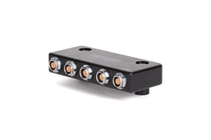 D Box Sony Rialto Power Strip Only