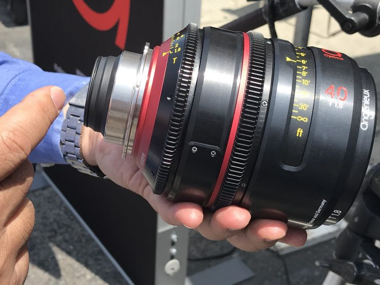 Angenieux Optimo Primes First Look