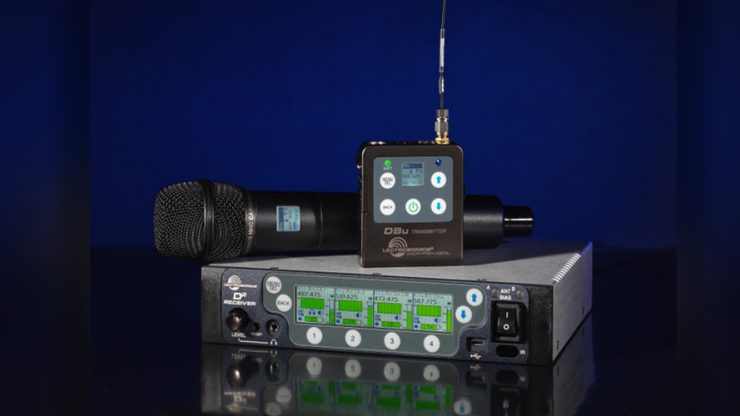 Lectrosonics Introduces the D Squared Digital Wireless Microphone System
