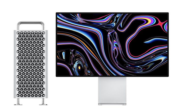 Mac Pro and Display XDR