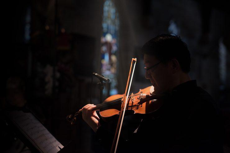 RØDE TF 5 Church Violinist RGB