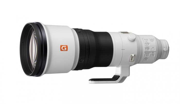 Sony announces two new Super-Telephoto Zoom Lenses - Newsshooter