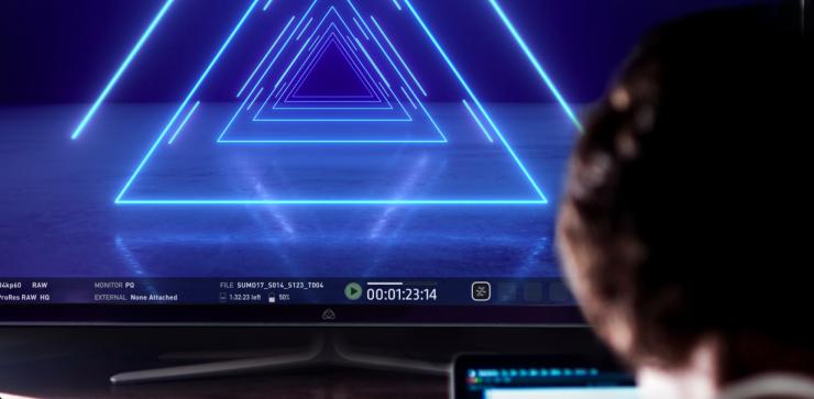 Atomos NEON Cinema Monitor/Recorders