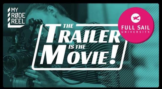 RØDE – The Trailer Is The Movie!