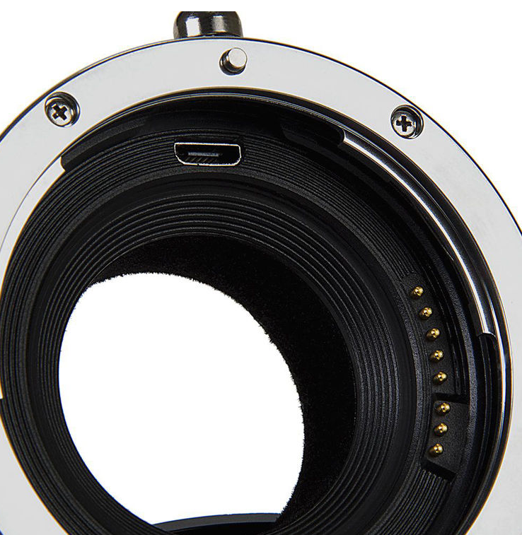 Fotodiox Canon to FUJIFILM X Smart Autofocus Adapter
