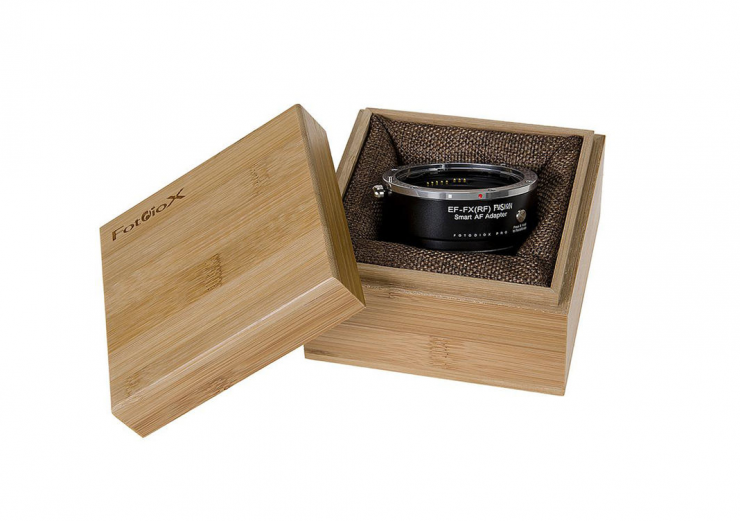 Fotodiox Canon to FUJIFILM X Smart Autofocus Adapter