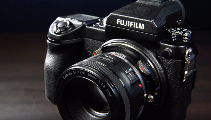 Fotodiox Canon to FUJIFILM X Smart Autofocus Adapter - Newsshooter