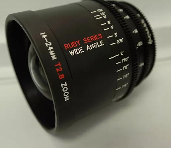 Zunow 14-25mm T2.6