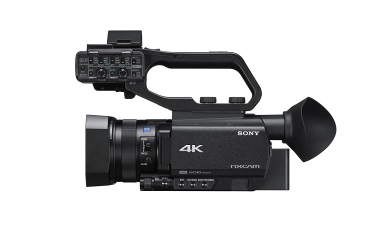 Sony announces Simple Live Streaming for HXR-NX80 & PXW-Z90