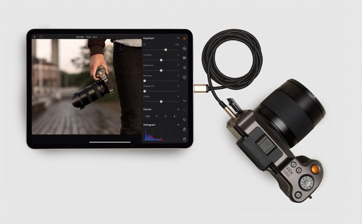 Hasselblad X1D II 50C Mirrorless Medium Format Camera
