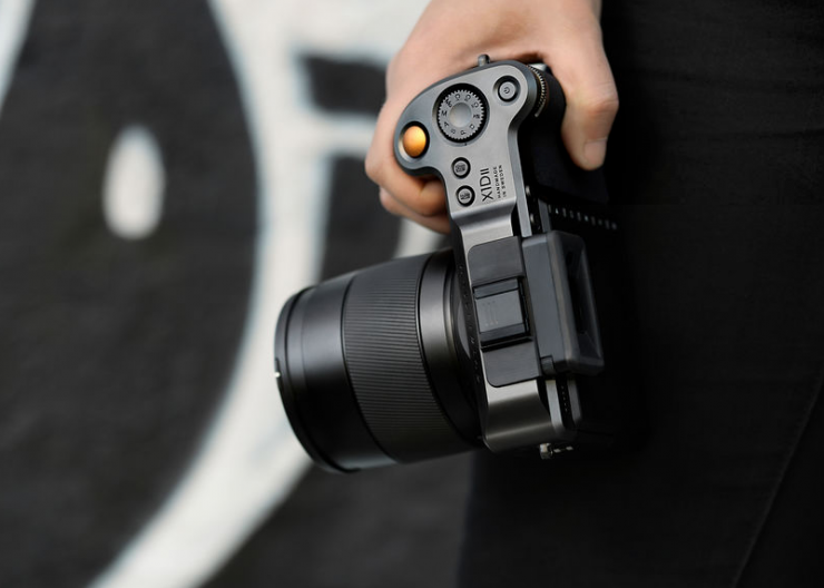 Hasselblad launches faster, cheaper X System medium format camera