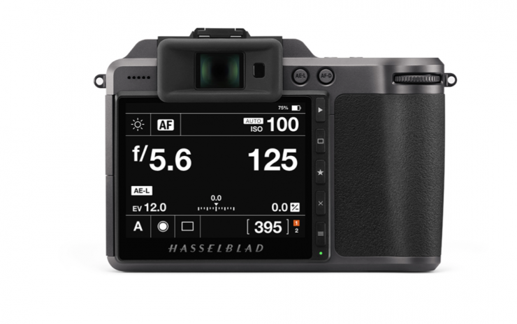 Hasselblad X1D II 50C confirmed