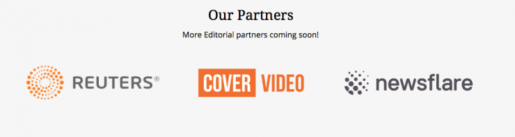 Pond5 & Reuters to create the largest collection of royalty-free editorial videos in the world