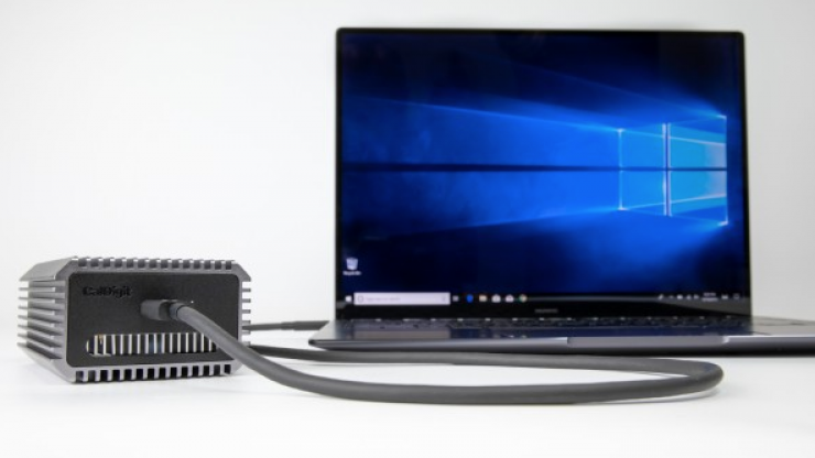 CalDigit Connect 10G - Thunderbolt 3 to 10Gb Ethernet