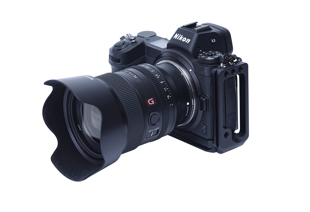 Techart Unveils The World S First Sony E To Nikon Z Autofocus Adapter Newsshooter