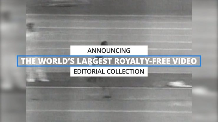 The World's Largest Collection of Royalty Free Editorial Video