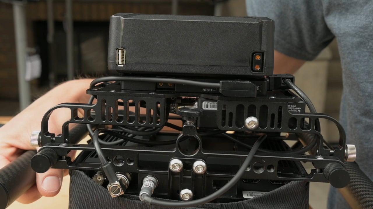 Wooden Camera Lanyard for Directors Monitor Cage v2
