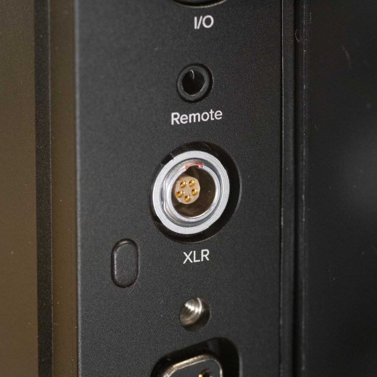 Z Cam E2 Micro XLR input