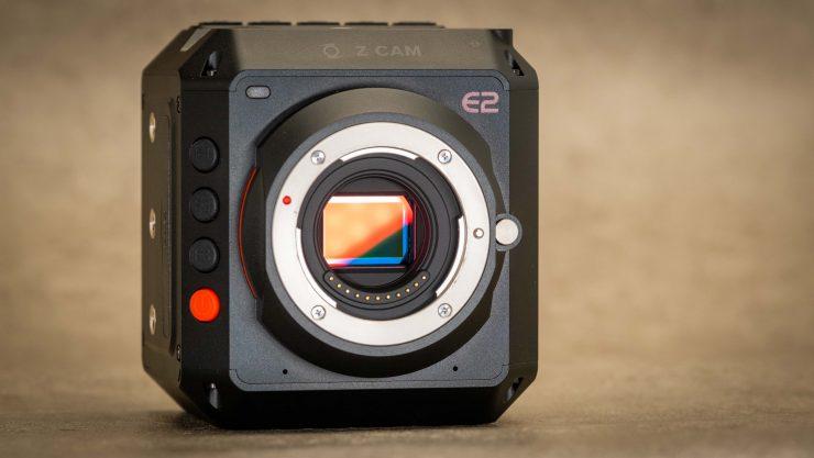 Z Cam E2 Sensor V2