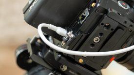 Z Cam USB C Lock