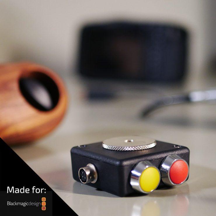 Element Gear Bluetooth Triggers & Grips for BMPCC 4K & Ursa Mini Pro