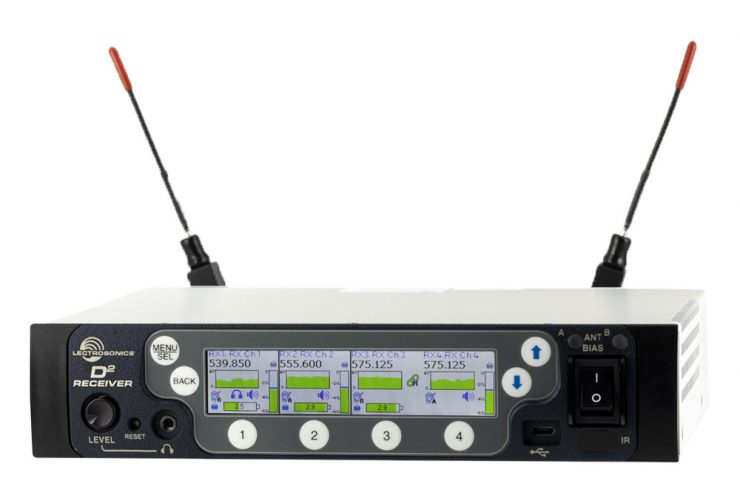 dsqd digital receiver