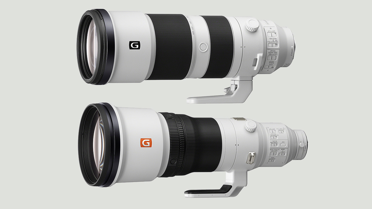 Sony Announces Two New Super Telephoto Zoom Lenses