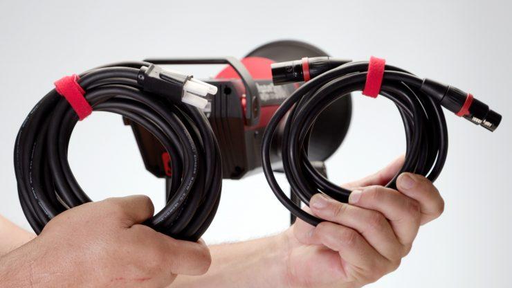 Aputure 300d II Cables