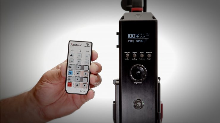 Aputure 300d II Remote