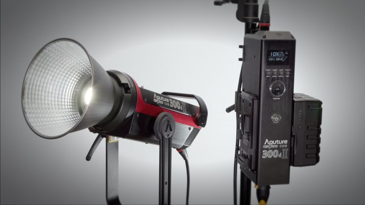 Hands-on with the Aputure LS 300d II