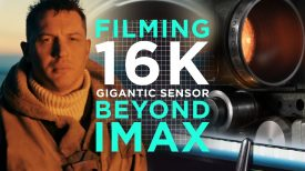 Beyond IMAX Filming with a gigantic 16K 200Megapixel sensor – a crazy experiment MDEpicEpisodeS1E10