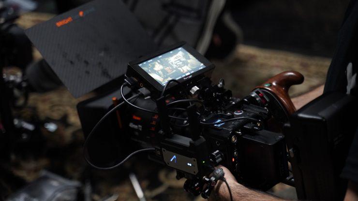 Vazen 40mm 1.8x Anamorphic & Z Cam E2 short film - Newsshooter