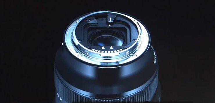 Locking rear filter