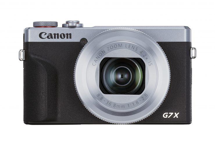Canon PowerShot G7 X Mark III & G5 X Mark II