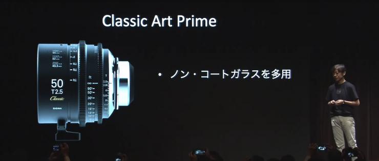 Sigma Classic Art Primes