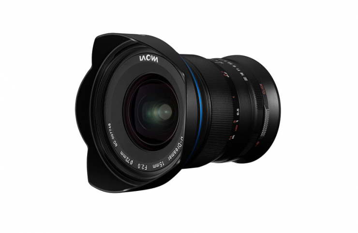 Laowa 15mm f/2 FE Zero-D for Nikon Z and Canon RF mount & 10-18mm F/4.5-5.6