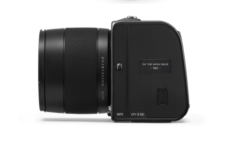 Hasselblad Launches 907X Special Edition to Celebrate 50 Years On The Moon
