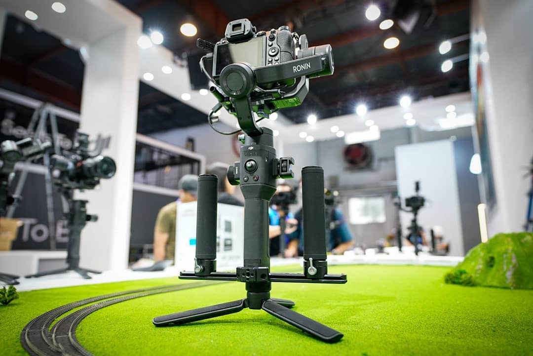 New DJI Ronin-S & Ronin-SC Accessories launched at BIRTV 2019