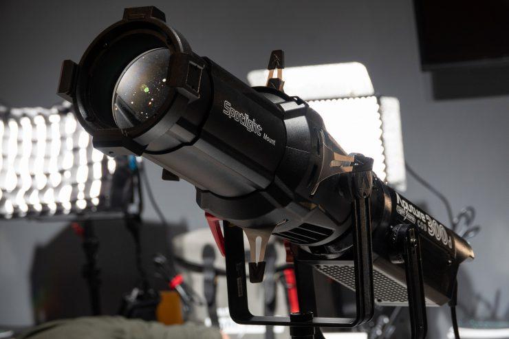 Aputure Spotlight Product 5